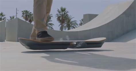 lexus hoverboard    levitate