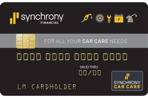 Synchrony Financial Launches New Car Care Credit Card