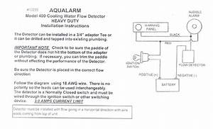 Aqualarm Wiring Diagram