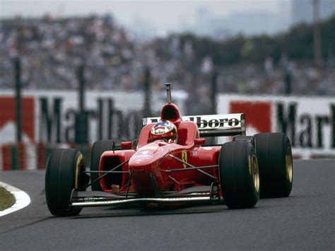 michael schumacher 1996 by f1 history on deviantart