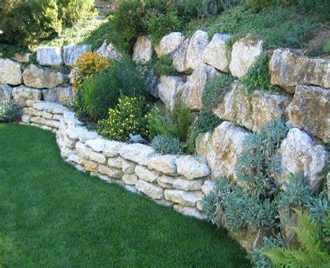 gartengestaltung am hang mit steinen gartengestaltung am hang mit steinen