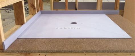 Waterproof Tile Over Tray Up To 1200*900mm Shower Base