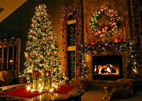 25 Christmas Living Room Decor Ideas Model Home Furniture Direct Two Person Desk Office Place Paragould Ar Design Images Glass Cincinnati Furnitures For Edmonton