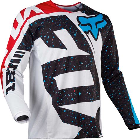 kids motocross jersey 2017 fox racing kids 180 nirv jersey mx motocross off