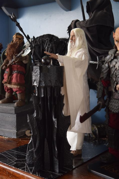 science fiction fantasy adventure saruman  white