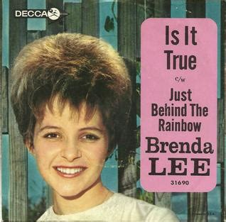 brenda lee first song the winning hand wikivisually
