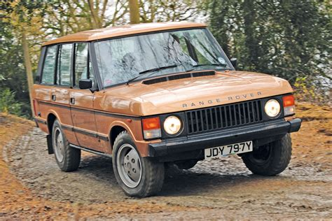 red land rover old range rover mk1 range rover old vs new auto express