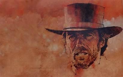 Eastwood Clint Ugly Bad Wallpapers Western Desktop