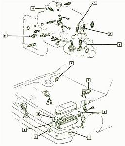 1982 Chevrolet Nova Classic Engine Fuse Box Diagram