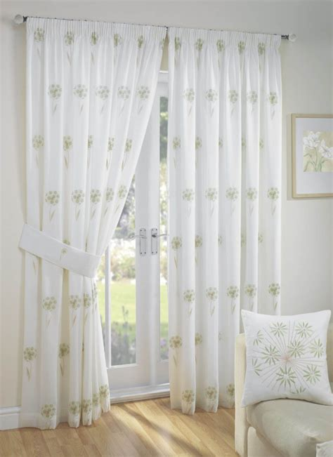Voile Curtains by Libby Lined Voile Ready Made Curtain Curtains Blinds