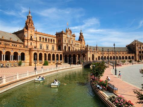 Photos From Seville Spain