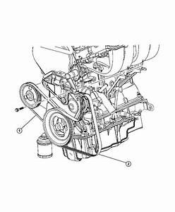 Dodge Stratus Belt  Power Steering   Steering