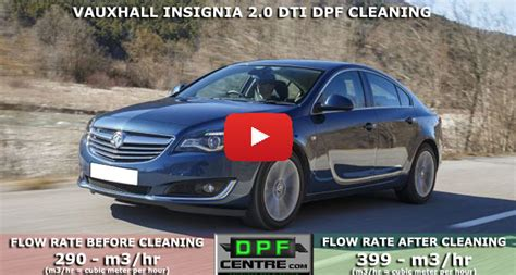 Vauxhall Insignia Dpf Tuning Archives