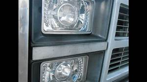 Ebay H4 Headlight Conversion Kit For 4x6 Lights And Wiring