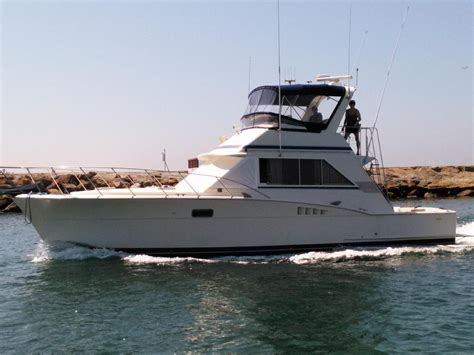 Chris Craft Type Boats by 1979 Used Chris Craft Sport Fisher Sedan Sports Fishing
