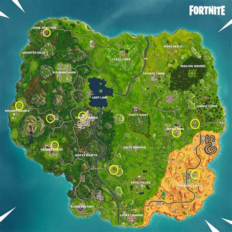 basketball hoop locations  fortnite shacknews