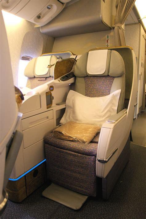 emirates  er business class