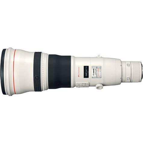 canon ef 800mm f 5 6l is usm lens 2746b002 b h photo