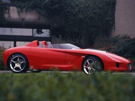 ferrari rossa   concept cars