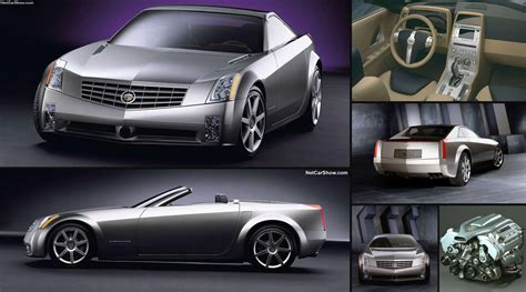 cadillac evoq concept  pictures information specs