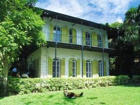 Ernest Hemingway House Key West
