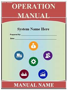 Operations Manual Template - Guide - Help