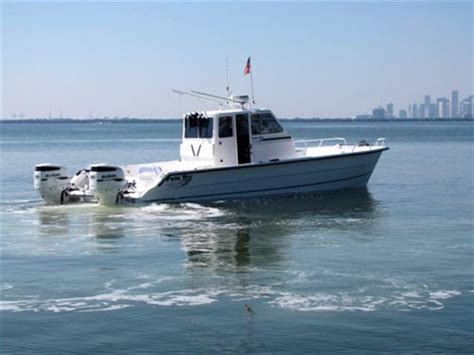 Twin Vee Boats by Research 2012 Twin Vee Boats 32 Pilot House On Iboats