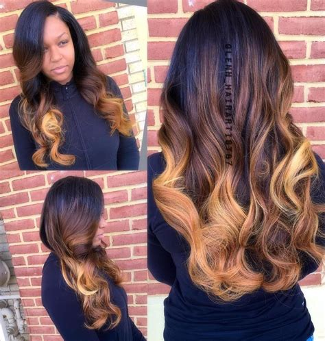 Brown And Weave Hairstyles by 50 Best Eye Catching Hairstyles For Black