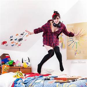 Real Gamer Girls Photoshoot