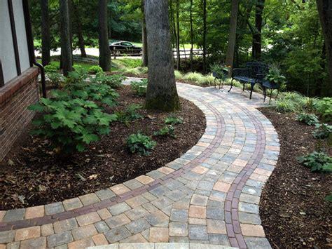 backyard walkways garden walkways tips and ideas quiet corner