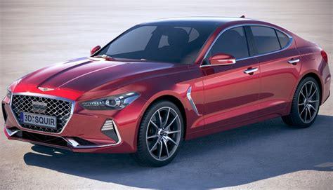 2021 Genesis G70 Release Date, Price, Engine, Interior ...