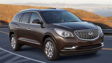 Best Deals On Buick Enclave by 2013 Buick Enclave Debuts With New Look Same