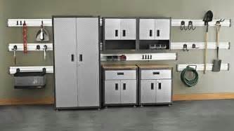 Husky Storage Cabinets Home Depot by Garage Storage Systems Gladiator 174