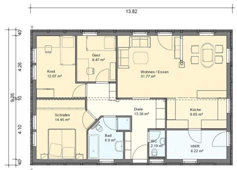 Bungalow 110 Qm Grundrisse by Bungalow Grundrisse 220 Bersicht Mit Vielen Bungalow