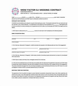 dj contract 12 download documents in pdf With mobile dj contract template