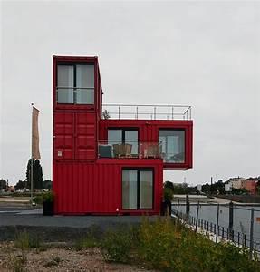 Container Haus Bauen : container haus container house pinterest haus ~ Michelbontemps.com Haus und Dekorationen