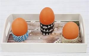 Eierbecher Selber Machen : diy idee eierbecher aus klopapierrollen upcycling ria ~ Lizthompson.info Haus und Dekorationen