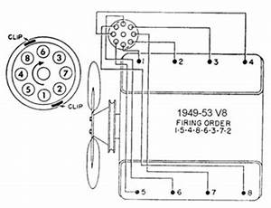 Ford 292 Y Block Firing Order
