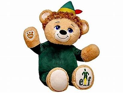 Bear Build Workshop Toy Buddy Elf Blast