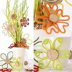 Deko Zum Selber Machen : diy deko blumen prima farben formen floristik basteln ~ Watch28wear.com Haus und Dekorationen