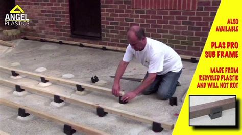 install millboard garden decking  angel plastics