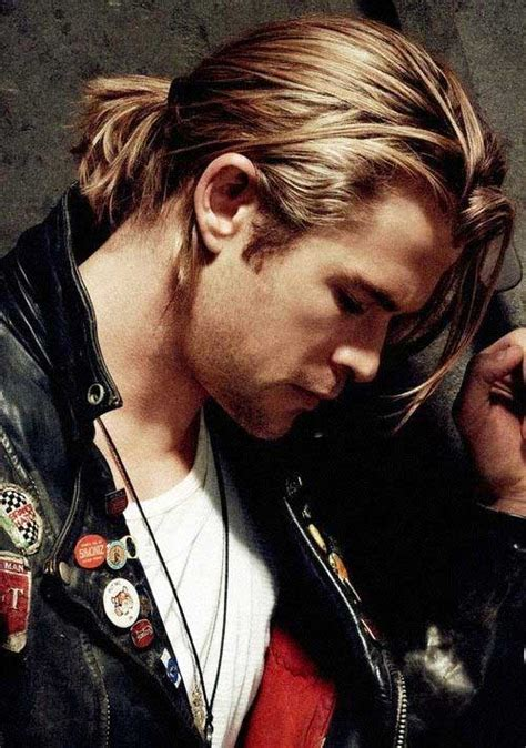 Best Ponytail Hairstyles for Men   Mens Hairstyles 2017
