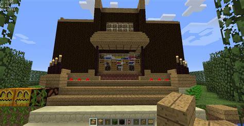 house  minecraft map
