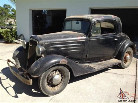 34 Chevy For Sale  Autos Post