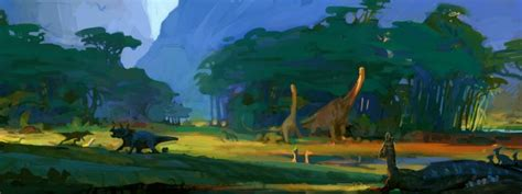 concept art  illustrations  dinosaurs  concept art
