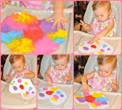one year craft ideas crafts for 1 year olds preschool crafts 6984