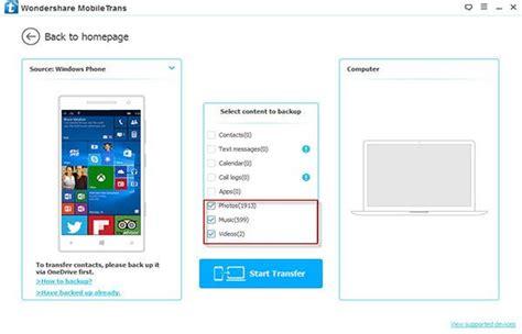 Fare Backup E Ripristino Nokia Lumia Su Pc E Mac
