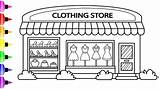 Coloring Pages Drawing Clothing Draw Clothes Drawings Colored Youtu Markers Paintingvalley sketch template