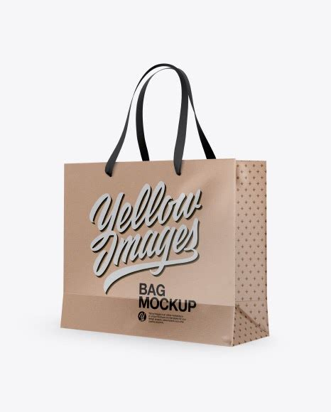 The best collection of free bag mockup psd templates for your project. PSD Download Psd Mockup Bag Carton Gift Half Side View ...