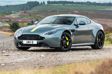 aston martin  vantage amr review special edition